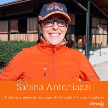 Sabina Antoniazzi